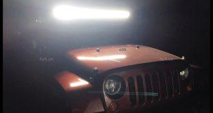 Image đèn xe bán tải độ: Đây là mẫu đèn led cực kì sáng đang được yêu thích nhất thời điểm này