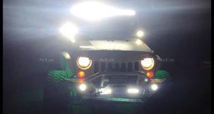 Image Đèn led bar chất lượng cao gắn cho ô tô xe bán tải tại Sài Gòn