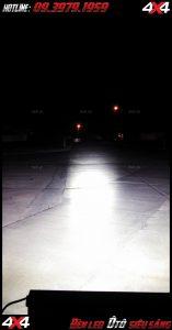 Đèn led bar là một trong số mẫu đèn led được độ nhiều nhất cho xe bán tải
