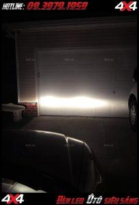 Hình ảnh đèn xe bán tải độ: Đèn led bar độ đẹp và đẳng cấp cho xe bán tải, xe bốn bánh