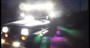 Bán đèn led bar chất và chất lượng cho xe hơi, xe bán tải tại Tp Hồ Chí Minh